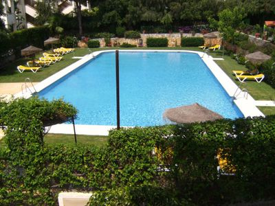 Photo for 1BR Apartment Vacation Rental in calahonda  royale