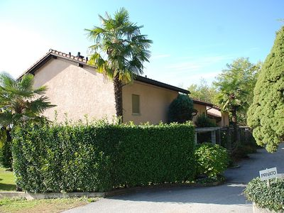 Photo for House 637 m from the center of Monteggio with Parking, Internet, Washing machine, Pool (348502)