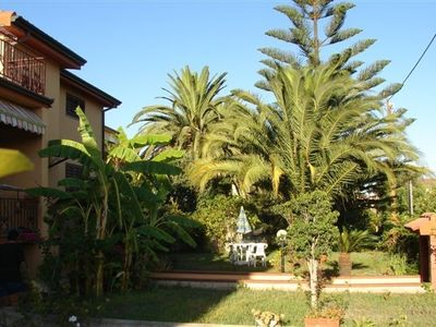 Photo for Lotzorai, apartment with garden, porch, terraces, 1300m from the beaches.