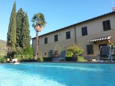 Photo for Villa Stefano - for group or reunion - swimming pool - 7 bedrooms