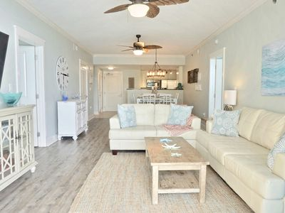 Photo for Resort Style Waterscape A325~ 2 Bed + Bunk~ Remodeled~Premium Beach Service