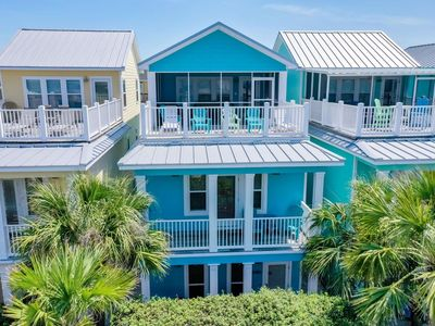 Photo for Unit 5410:Beautiful beach house w/ amazing views of the beach & private pool!