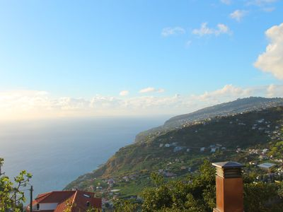 Photo for Achada Hillside & Ocean View Apartment with Free WIFI in Arco da Calheta