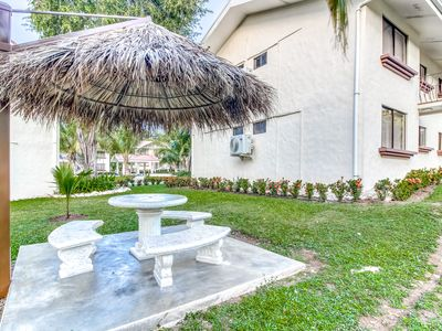 Photo for Lovely, ground-floor apartment w/ a shared pool & pool spa in Playa del Coco
