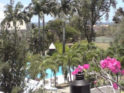 Photo for MAGNIFICENT F4 STANDING IN RESIDENCE WITH POOL AND TENNIS