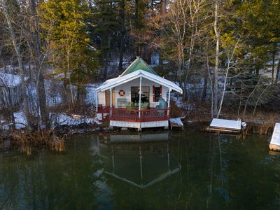 Photo for Cabin Vacation Rental in West Glacier, Montana