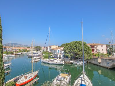 Photo for House 8 persons  et  10 m mooring Port Grimaud II