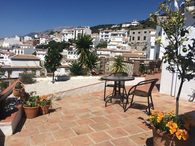 Photo for Lovely detached private villa in Competa, Andalucia, Spain