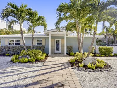 Photo for Sizable, Canal-Front Home with Private Boat Dock