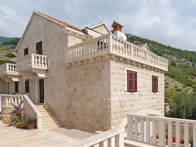 Photo for Fortune apartments, Bol  in Mitteldalmatien - 5 persons, 2 bedrooms