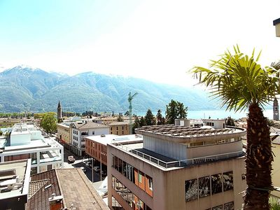 Photo for Apartment Residenza Moro in Ascona - 4 persons, 2 bedrooms
