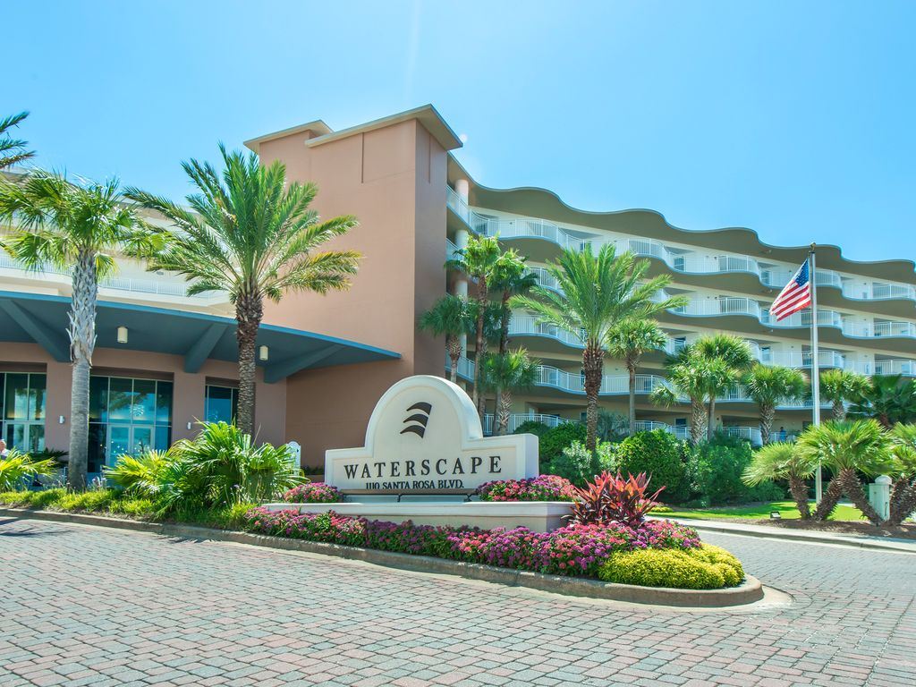 Waterscape 425A-2BR- May 20 to 22 $717! Bea... - VRBO