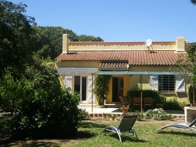 Cozy Holiday Home in Ramatuelle with Garden