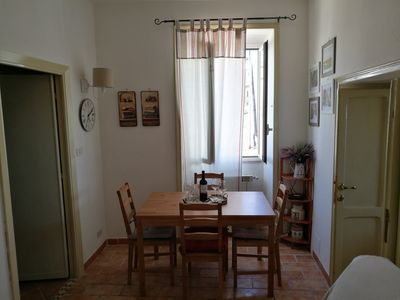 Photo for Lovely apartment in the historic center of Albano Laziale