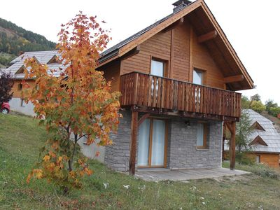 Photo for Chalet PRA LOUP 1500 - 8 People