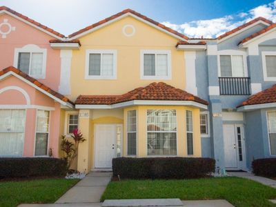 Photo for Near Disney World - Fiesta Key - Beautiful Cozy 3 Beds 2.5 Baths Townhome - 7 Miles To Disney