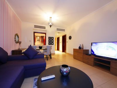 Photo for 1BR Apartment Vacation Rental in Odltown, Dubai