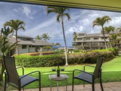 Photo for Incredible 3BR/2BA Ocean View (Just Remodeled) Nicest Condo in Poipu! Very Quiet