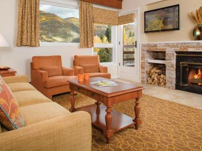 Photo for Thanksgiving get-away, full kitchen/gym/pool etc, 1 Kg, 2 sofa beds, 2 Bath