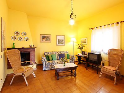 Photo for Apartment Sole in Impruneta - 4 persons, 2 bedrooms