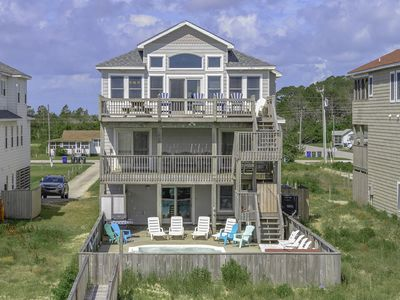 Photo for Oceanfront with a Pool, Hot Tub and Rec Room! - 765