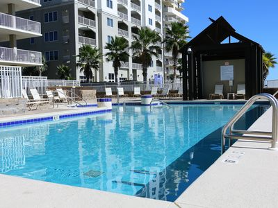 Outdoor Gulf front  Pool