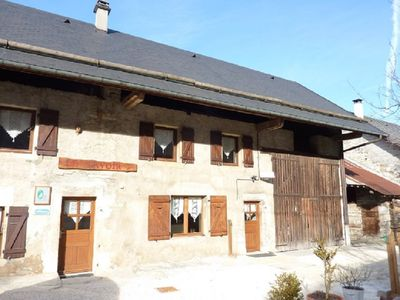 Photo for Old very comfortable 160m² farm: 7 people, 2 babies, pets