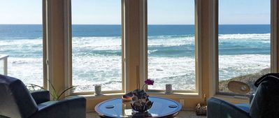 Photo for Luxury Oceanfront - The Coastal Jewel at Seal Rock just steps from the beach
