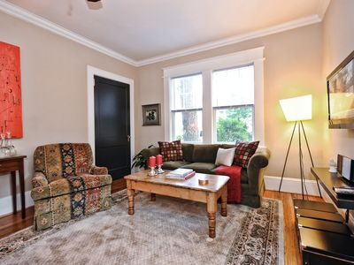 Photo for Furnished Apartment in Dilworth-Charlotte NC-2br with Screened Porch