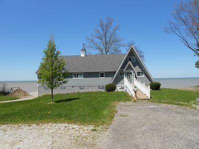 """Photo for """"A"""" Frame of Mind; Home On The Lake Front"""