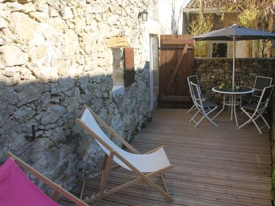 Photo for Refuge Guyenne, lodging in the heart of the Bastide XIII century