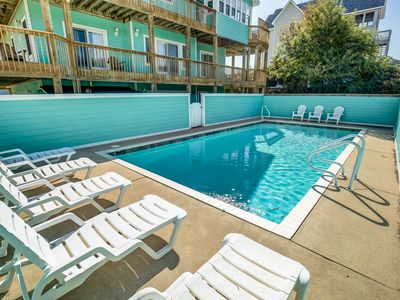 Photo for A Promise Kept | 985 ft from the beach | Private Pool, Hot Tub