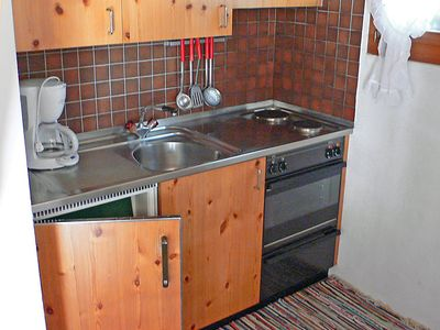 Photo for Apartment Casa Girun in Flims - 4 persons, 1 bedrooms