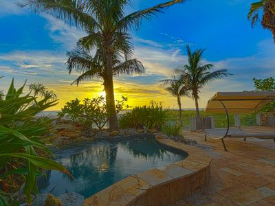 Exclusive Beachfront Home in North Clearwater Beach - Gulf Front Dreams