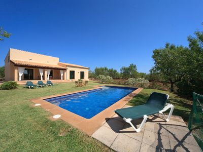 Photo for Can Aina - Villa for 6 people in Son Serra de Marina