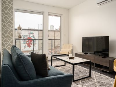 Photo for Sonder | The Richmond | Bright 2BR + Laundry