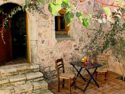 Photo for Vacation home Ksa Sou House I  in Listaros, Crete - 5 persons, 2 bedrooms