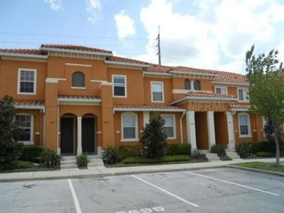 Photo for 3 bedroom townhouse located Crestwynd Bay resort, just 1.5 miles away from Disney