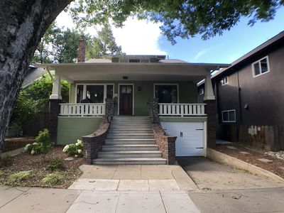 Historic highwater bungalow in the heart of midtown Sacramento