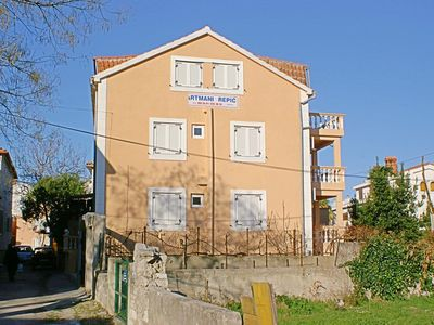 Photo for One bedroom apartment with air-conditioning Biograd na Moru, Biograd (A-4316-c)