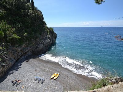 Photo for 1BR Villa Vacation Rental in Furore