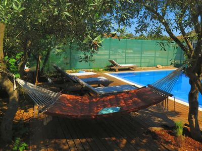 Photo for Villa Wise Old Olives - With private pool in nature