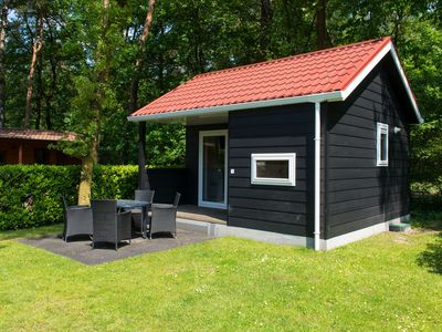 Photo for Cosy detached chalet with a terrace near Oisterwijkse Vennen