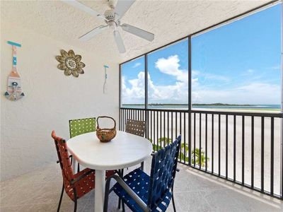 Photo for Carlos Pointe 233, 2 Bedrooms, Sleeps 4, Gulf Front, Elevator, Heated Pool