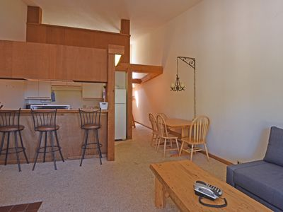 Photo for Perfect Winter Ski-In/Ski-Out Northstar Townhome for couples & pets, BBQ in balc
