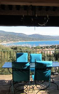 Photo for SPLENDID SEA VIEW FOR THIS CHARMING HOUSE NEAR SAINT TROPEZ