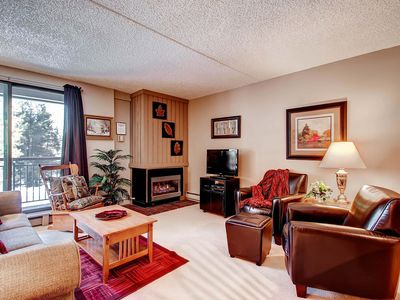 Photo for Rates Reduced! Ski-In/Ski-Out to to Quicksilver Lift, Wi-Fi, Heated Pool Access