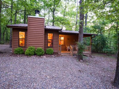 Photo for Rendezvous Cabin (1 Bdrm)(HOT TUB)