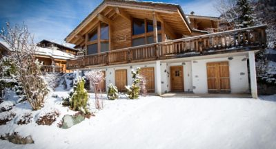 Photo for Luxury Ski Chalet, sleeps 8 or 10