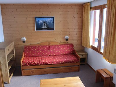 Photo for NICE APARTMENT 4 PEOPLE IN VALMOREL LA BELLE